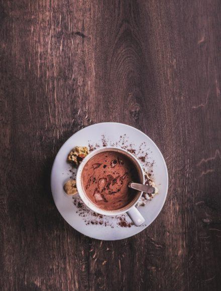 Σαν νερό για ζεστή σοκολάτα