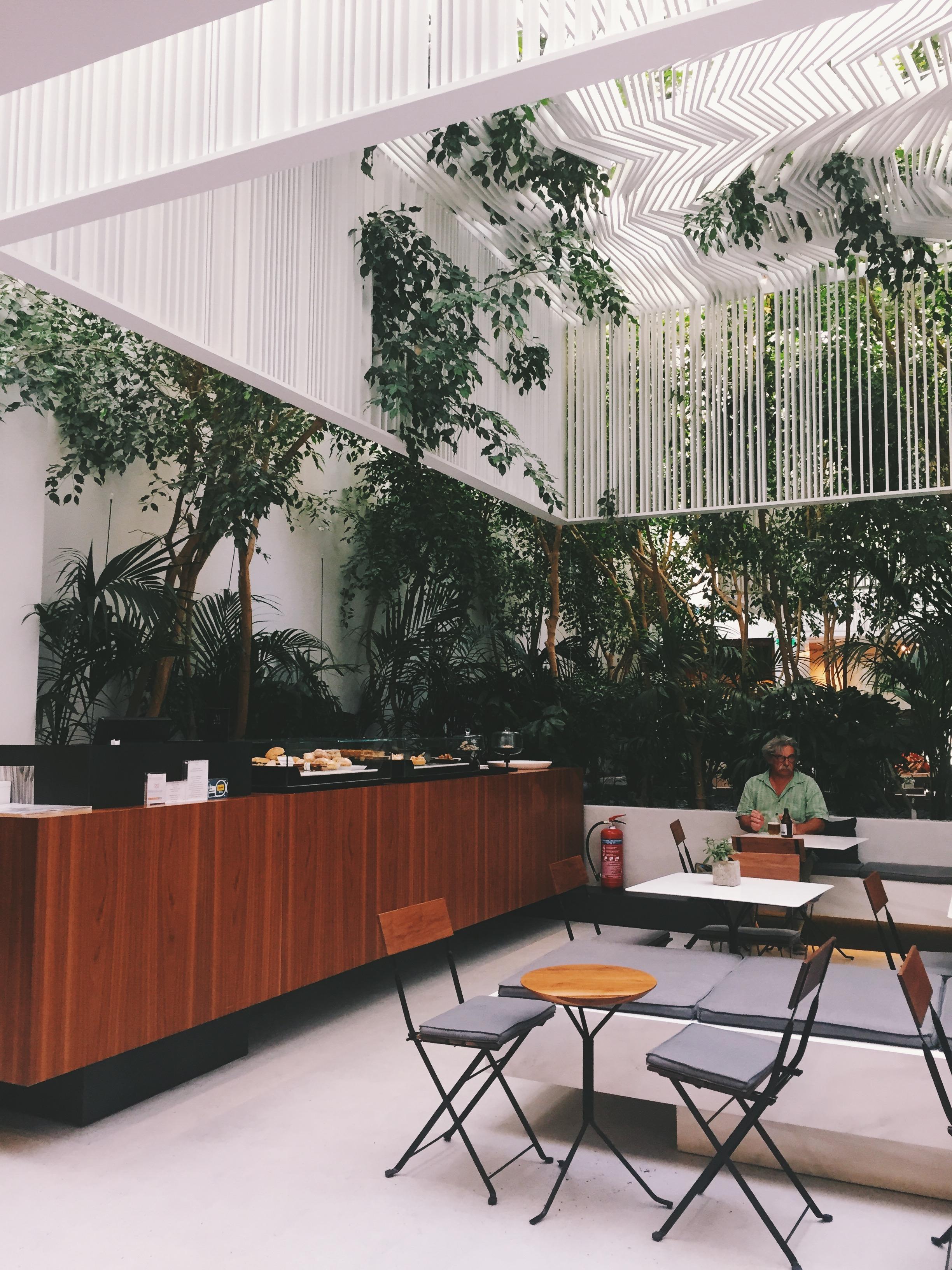 Café Μουσείου Κυκλαδικής Τέχνης