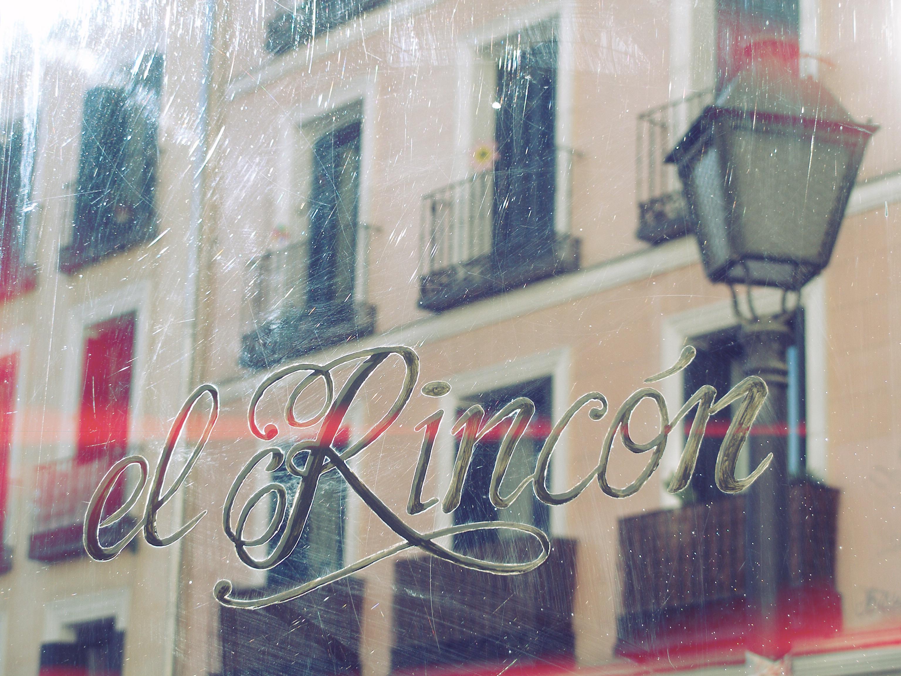 Café El Rincón