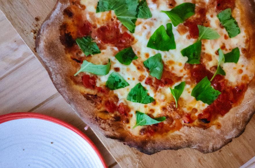 αυθεντική pizza