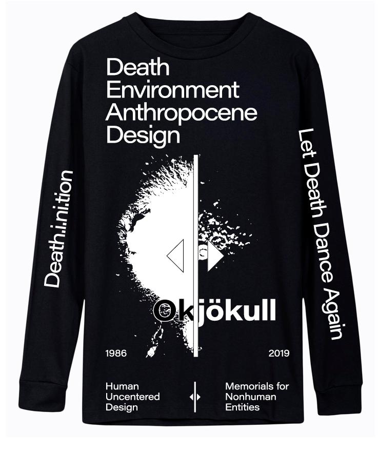 Memorial Shirts for Nonhuman Entities