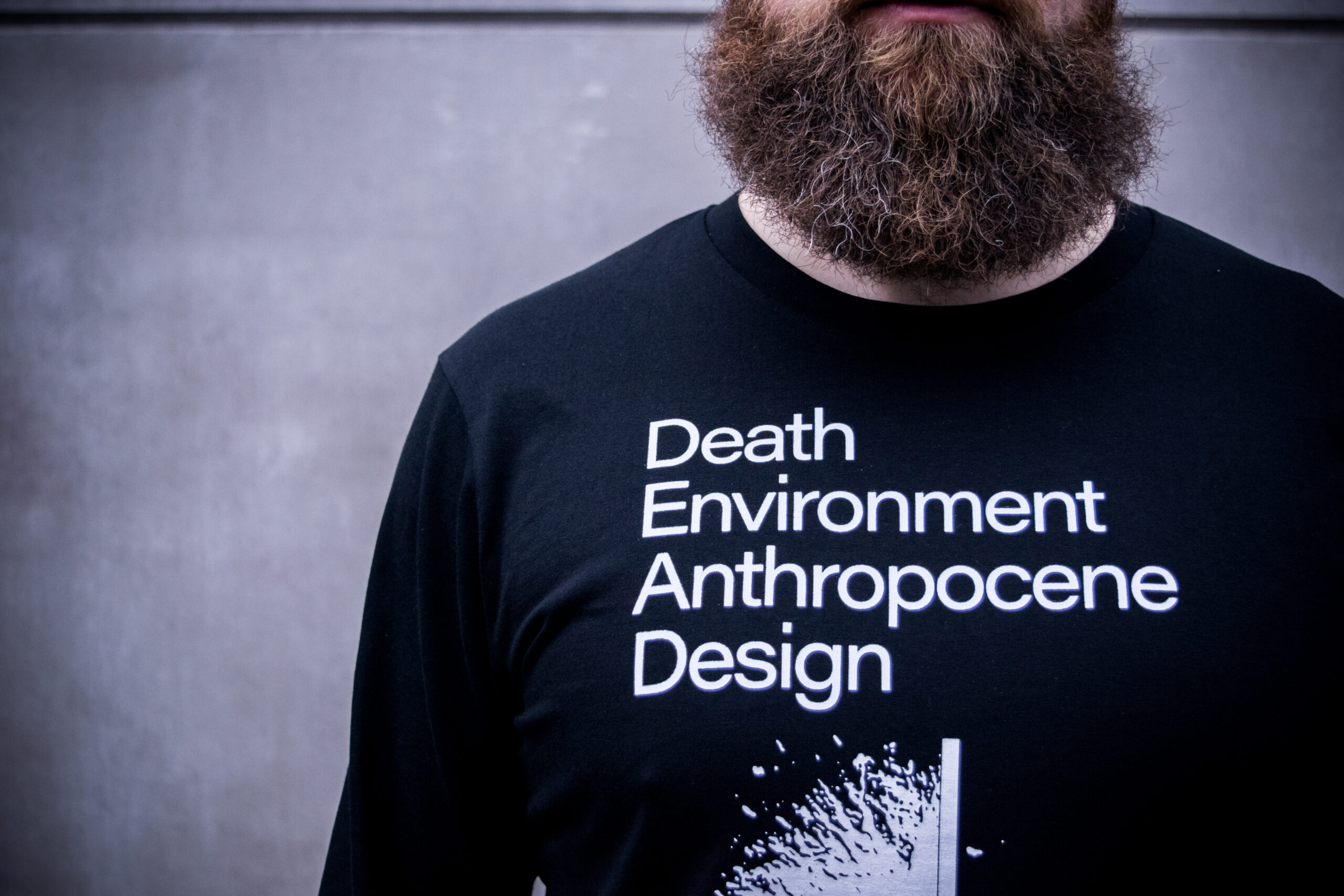 Okjökul Memorial Shirt (Memorial Shirts for Nonhuman Entities I)