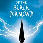 Angela James' new book title 'The Theft Of The Black Diamond'