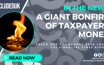 Bounce Back Loan Scheme Abuse