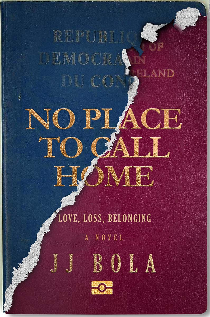 JJ Bola No Place To Call Home Jacket - Immigration