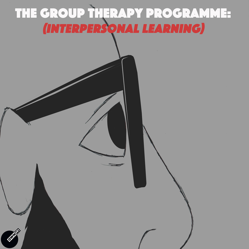 The Group Therapy Programme EP cover
