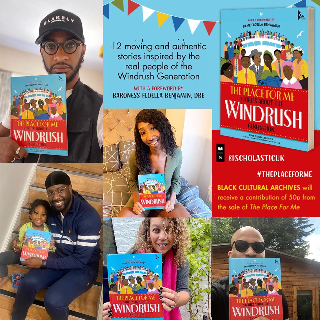 Windrush Dat - Scholastic and bca
