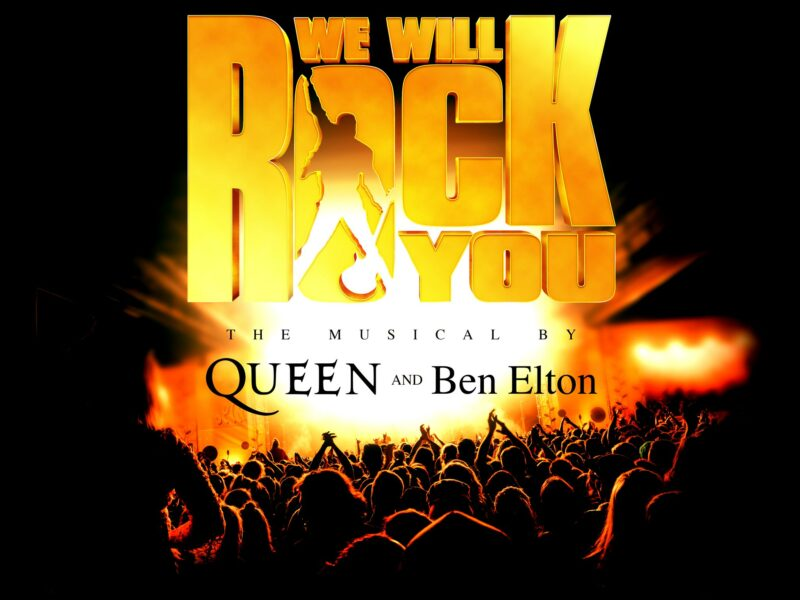 WE WILL ROCK YOU NEW PRODUCTION & WORLD TOUR ANNOUNCED