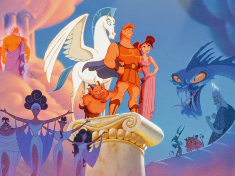 DISNEY'S HERCULES SET FOR STAGE MUSICAL ADAPTATION