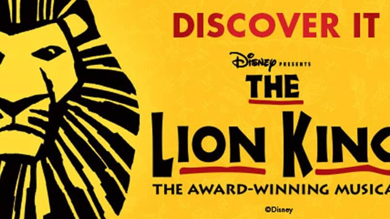 THE LION KING UK TOUR CAST ANNOUNCED