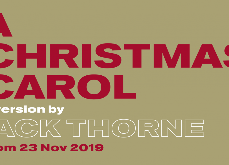PATERSON JOSEPH TO PLAY SCROOGE IN THE OLD VIC'S A CHRISTMAS CAROL