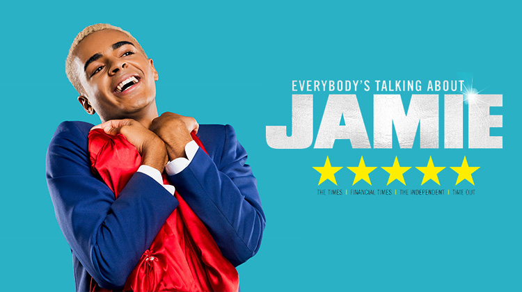 EVERYBODY'S TALKING ABOUT JAMIE UK TOUR LOCATIONS ANNOUNCED