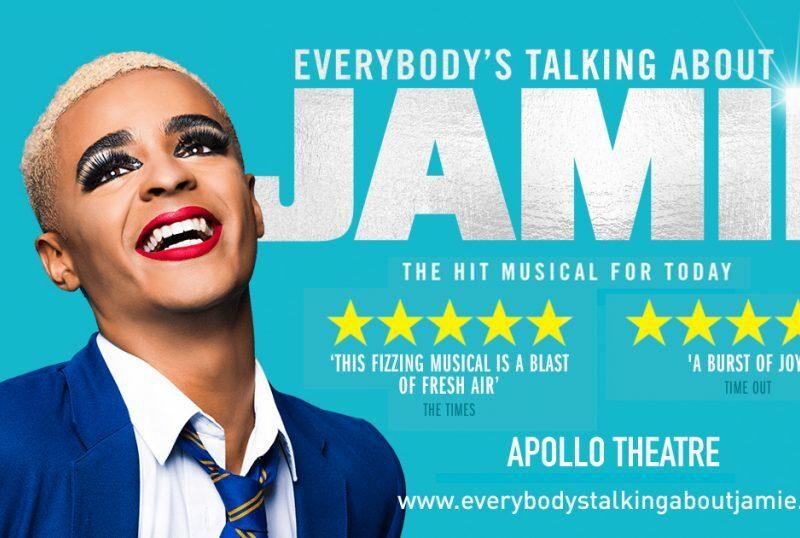 LAYTON WILLIAMS & SHANE RICHIE JOIN EVERYBODY'S TALKING ABOUT JAMIE UK TOUR