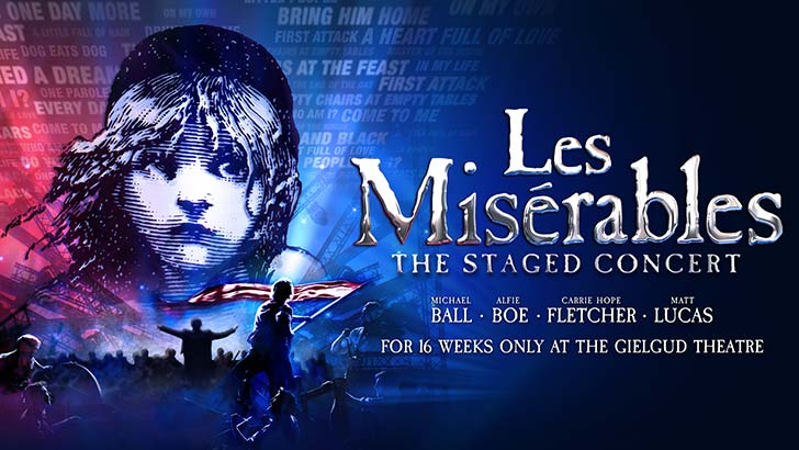 FINAL CASTING ANNOUNCED FOR LES MISÉRABLES – THE ALL-STAR STAGED CONCERT