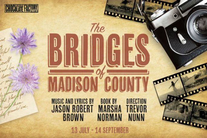 REVIEW – THE BRIDGES OF MADISON COUNTY – MENIER CHOCOLATE FACTORY