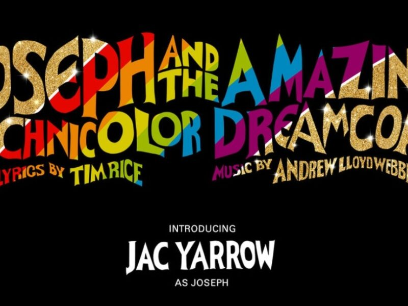 JAC YARROW & JASON DONOVAN TO RETURN TO JOSEPH IN 2020