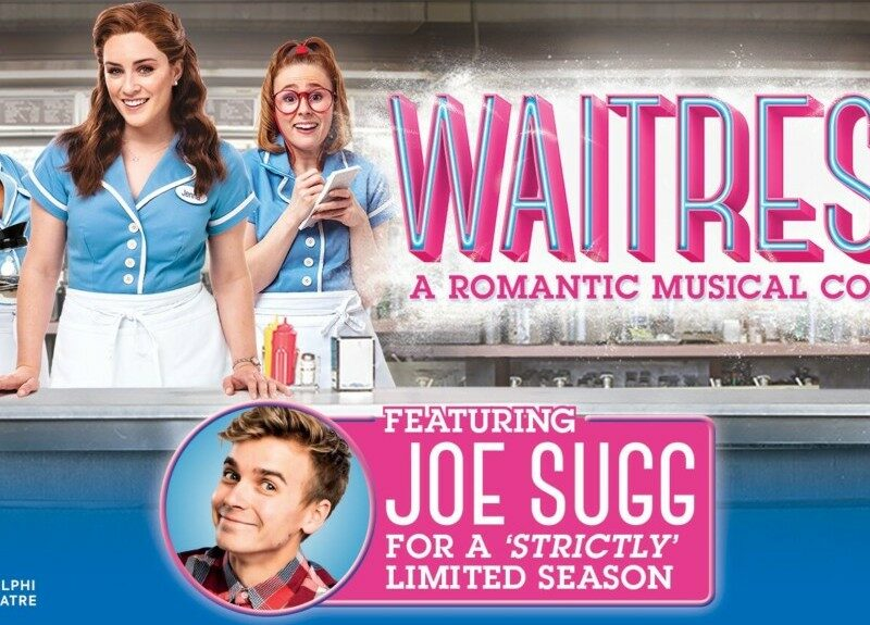 WAITRESS ANNOUNCES NEW CASTING