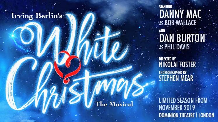 FULL CAST ANNOUNCED FOR WHITE CHRISTMAS – BRENDA EDWARDS DANIELLE HOPE & CLARE HALSE JOIN CAST