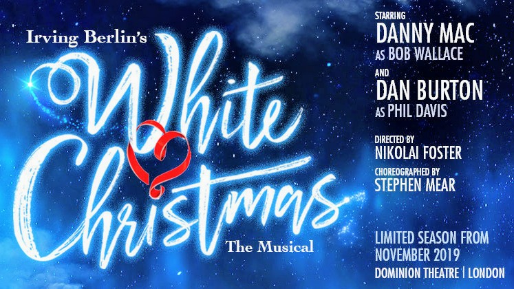 FULL CAST ANNOUNCED FOR WHITE CHRISTMAS – BRENDA EDWARDS DANIELLE HOPE & CLARE HALSE JOIN CAST
