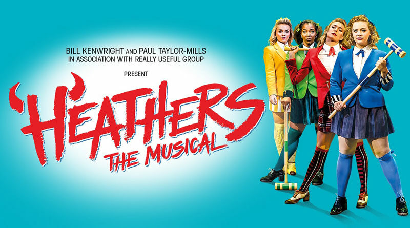 HEATHERS UK TOUR ANNOUNCED