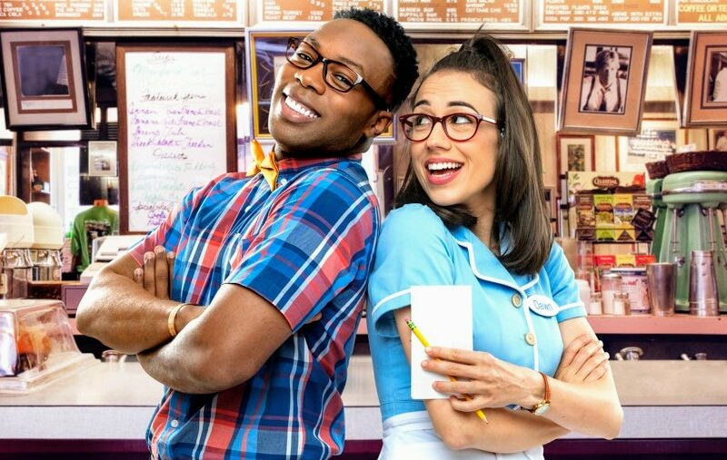 RUMOUR – TODRICK HALL TO JOIN WEST END'S WAITRESS