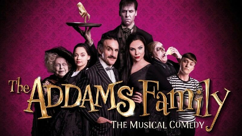 THE ADDAMS FAMILY TO TOUR UK IN 2020