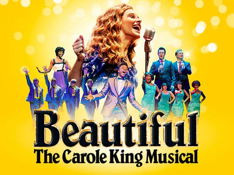 BEAUTIFUL – THE CAROLE KING MUSICAL UK 2020 TOUR CAST ANNOUNCED
