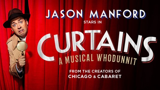 CURTAINS WEST END TRANSFER ANNOUNCED