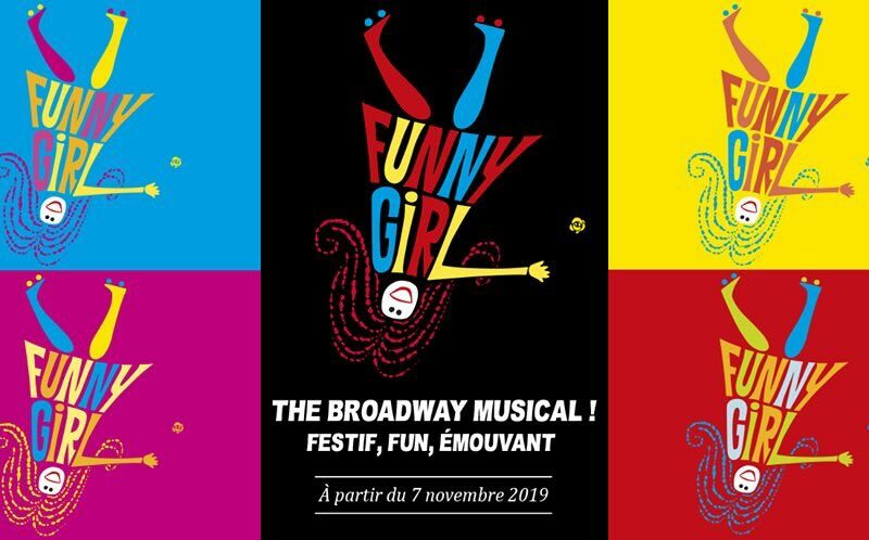 REVIEW – FUNNY GIRL – THÉÂTRE MARIGNY