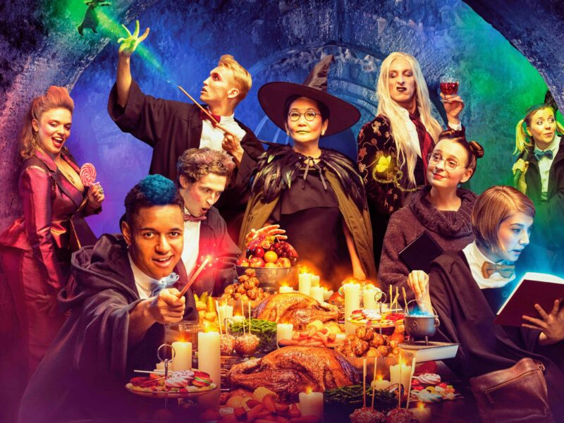 FAT RASCAL THEATRE ANNOUNCE THEATRICAL DINING EXPERIENCE – HEXBORN'S SCHOOL OF SORCERY