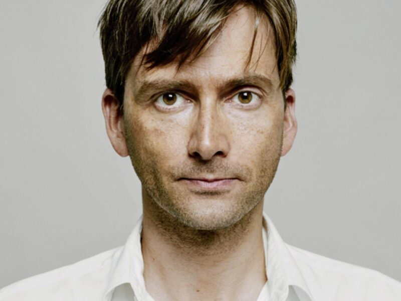 DAVID TENNANT TO STAR IN WEST END REVIVAL OF CP TAYLOR'S GOOD