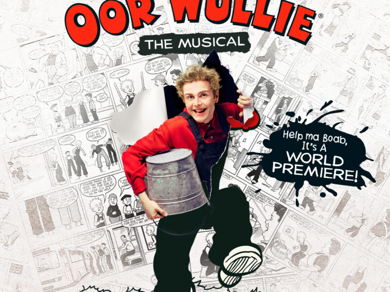 OOR WULLIE CAST RECORDING ANNOUNCED