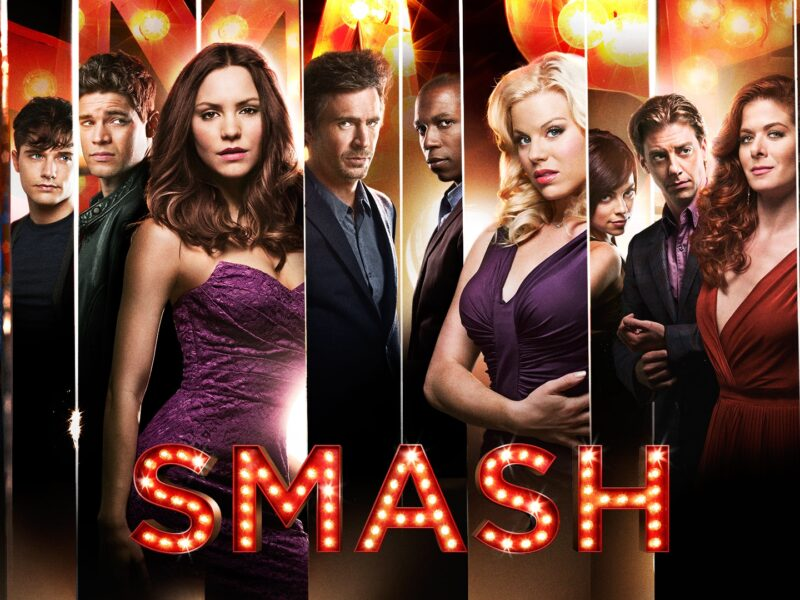 SMASH STAGE MUSICAL ADAPTATION ANNOUNCED