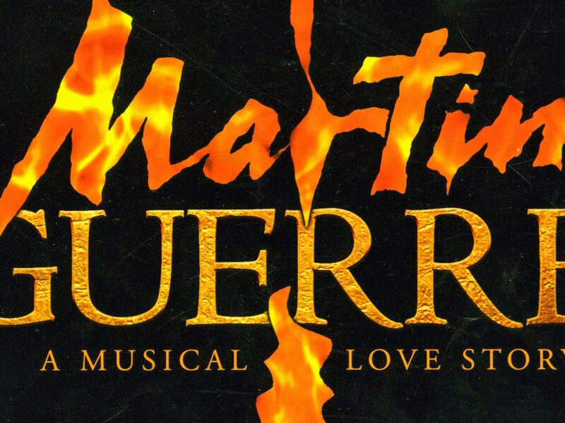 RUMOUR – MARTIN GUERRE REVIVAL TEASED