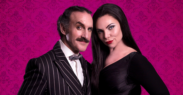 THE ADDAMS FAMILY MUSICAL UK & IRELAND TOUR RESCHEDULED TO 2021