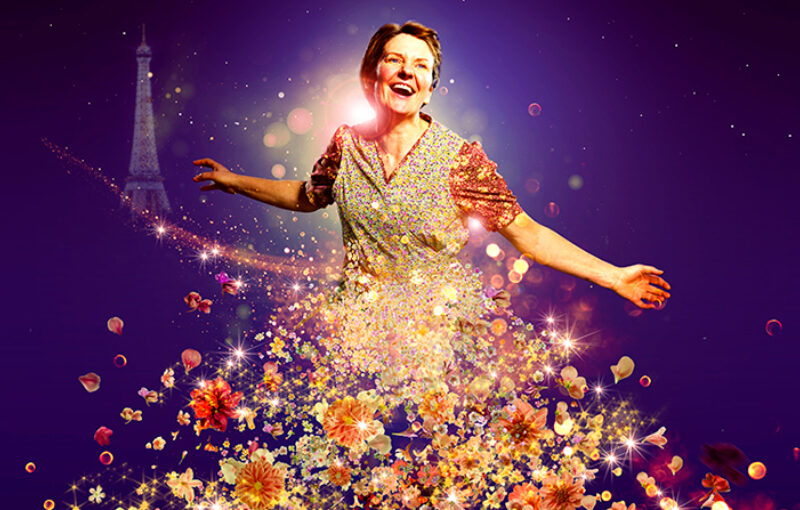 FLOWERS FOR MRS HARRIS CAST ALBUM ANNOUNCED