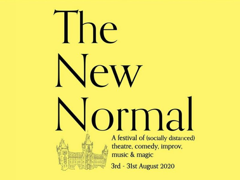 THE NEW NORMAL FESTIVAL ANNOUNCED – FEAT. MISCHIEF THEATRE, SHOWSTOPPERS & MORE