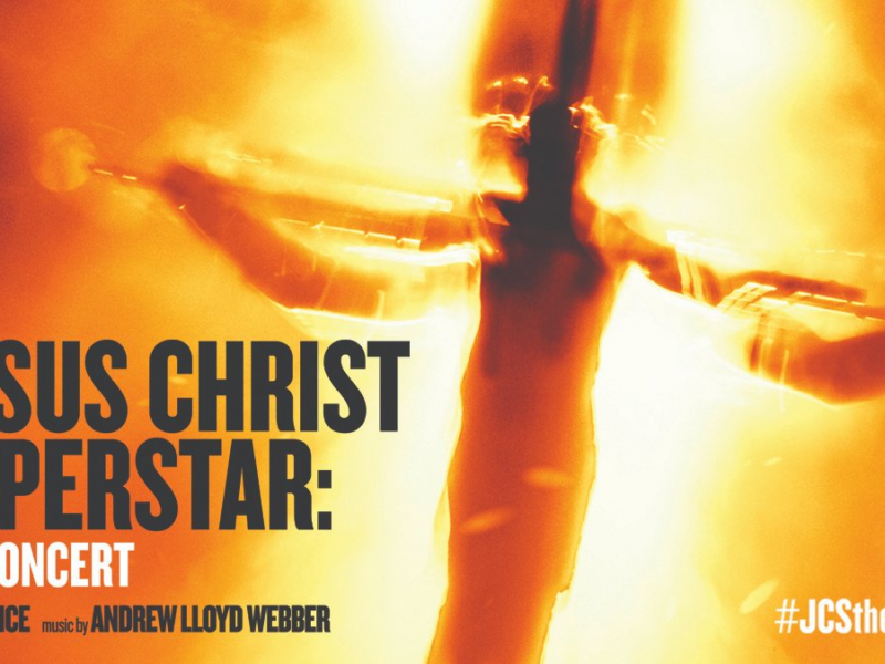 REGENT'S PARK OPEN AIR THEATRE TO STAGE CONCERT PERFORMANCES OF JESUS CHRIST SUPERSTAR