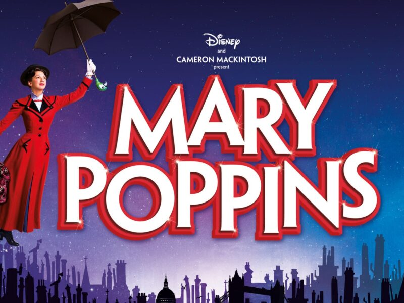 MARY POPPINS CAST RECORDING RELEASE DATE ANNOUNCED