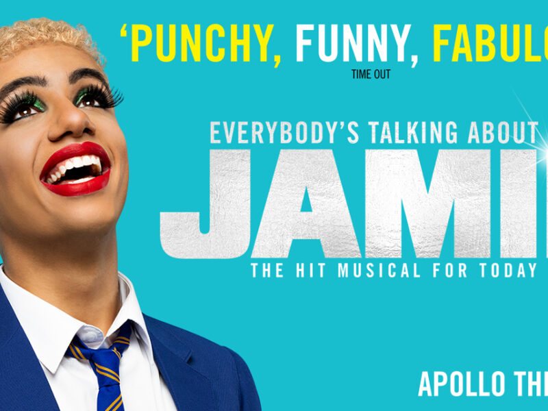EVERYBODY'S TALKING ABOUT JAMIE TO REOPEN IN NOVEMBER