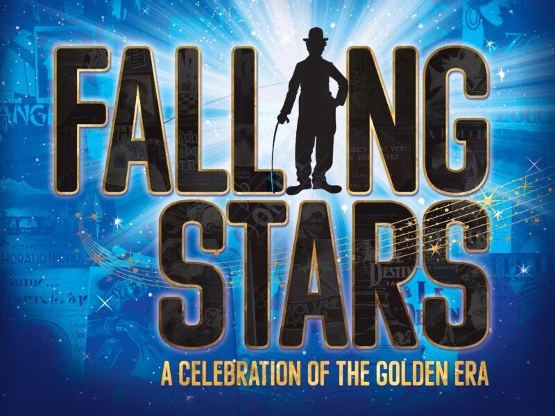 PETER POLYCARPOU & SALLY ANN TRIPLETT STAR IN NEW MUSICAL FALLING STARS – UNION THEATRE