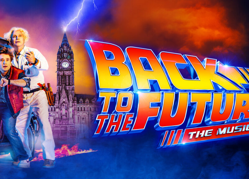 BACK TO THE FUTURE – THE MUSICAL – ORIGINAL CAST RECORDING ANNOUNCED