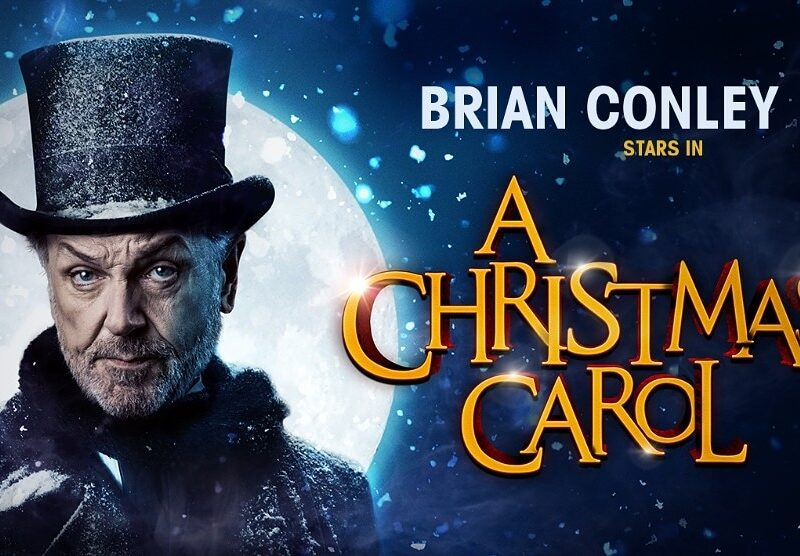 BRIAN CONLEY & LMTO TO STAR IN ALAN MENKEN & LYNN AHRENS MUSICAL – A CHRISTMAS CAROL – DOMINION THEATRE