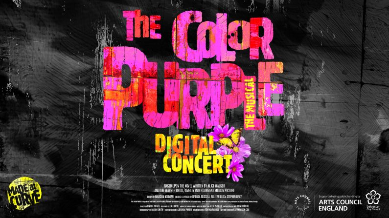 THE COLOR PURPLE DIGITAL CONCERT RELEASED BY CURVE LEICESTER TO MARK BLACK HISTORY MONTH