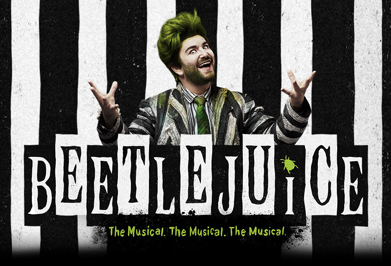 BEETLEJUICE – SOUTH KOREAN PRODUCTION ANNOUNCED