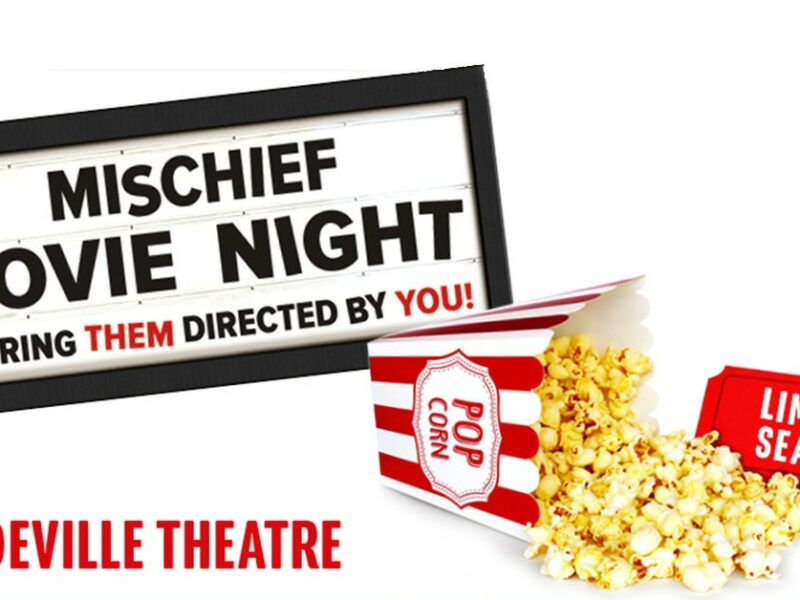 MISCHIEF MOVIE NIGHT TO REPLACE MAGIC GOES WRONG THIS DECEMBER
