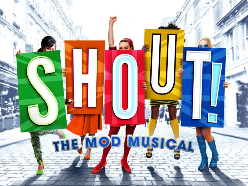 SHOUT! THE MOD MUSICAL ANNOUNCED FOR UPSTAIRS AT THE GATEHOUSE