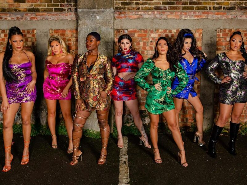 SEVEN – NEW SUPER GIRLBAND ANNOUNCED – FEAT. QUEENS FROM SIX THE MUSICAL
