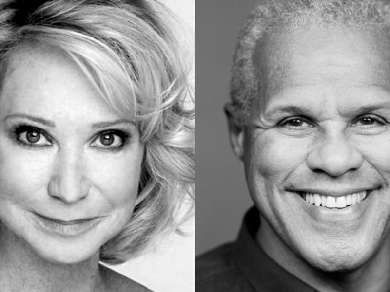 FELICITY KENDAL & GARY WILMOT JOIN CAST OF ANYTHING GOES REVIVAL