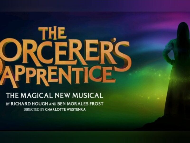 THE SORCEROR'S APPRENTICE MUSICAL ANNOUNCED TO STREAM ONLINE